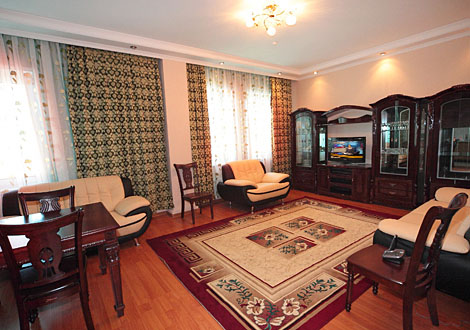 Apartment in Triumph Astana
