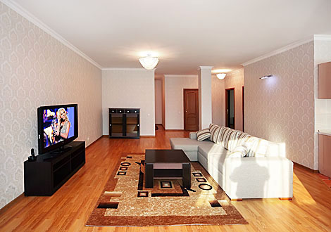 VIP 3-room apartment in Astana