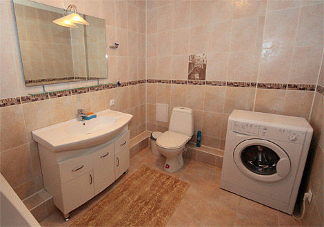 Apartment short term rent in Astana
