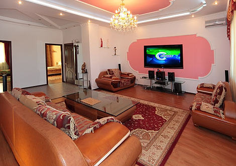 Luxurious serviced apartment in Astana