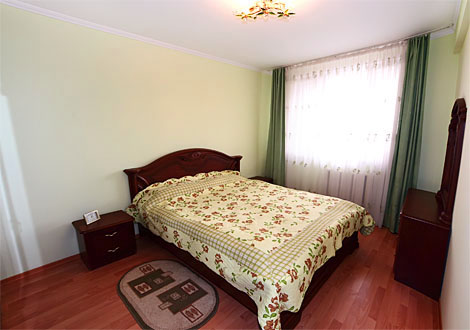 1-bedroom apartment of Astana
