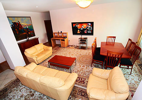 2-bedroom serviced apartments
