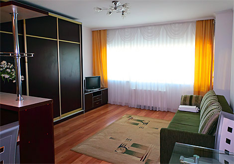 Cozy studio apartment Astana