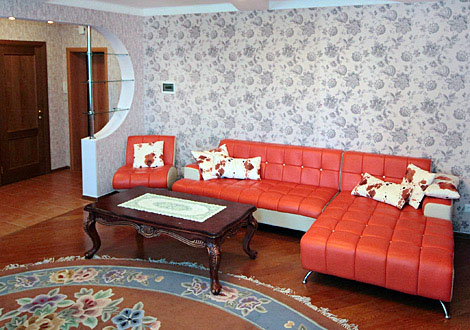 3-room apartment in Astana