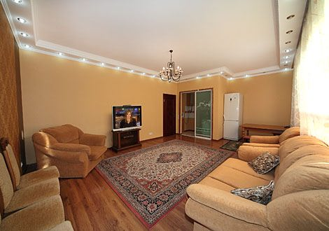 One bedroom serviced apartment in Astana