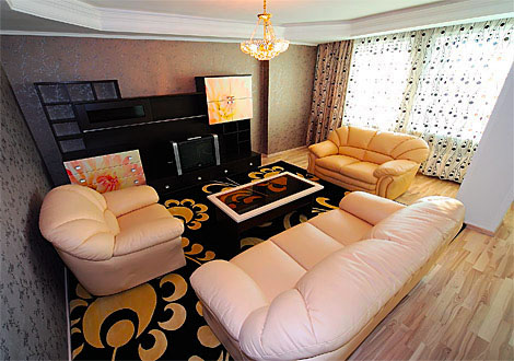 Elite 1-bedroom apartment Astana