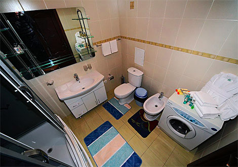 Nice comfortable serviced apartment