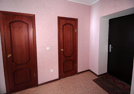 Serviced apartment in center of Astana