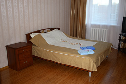 Elite serviced apartment in Astana
