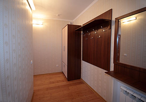Studio serviced apartment in Astana