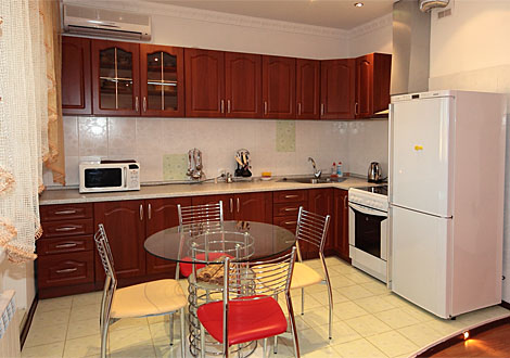 serviced apartment Astana