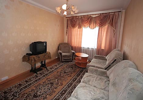 Serviced apartment in Old center of Astana