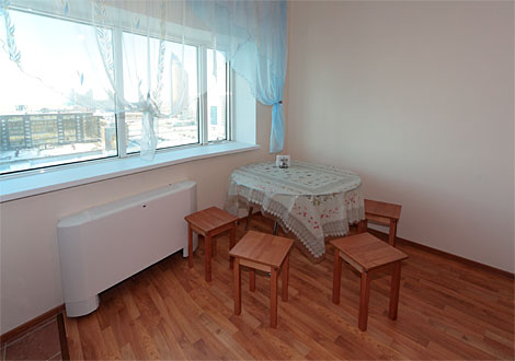 Deluxe serviced apartment in Astana